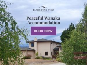 Wanaka Accommodation - Black Peak View