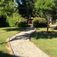 Black Peak View Garden